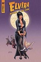Elvira Mistress Of Dark #2 Cvr
