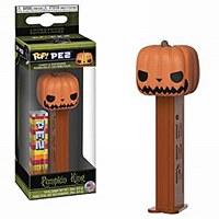 Pop Pez Nbx Pumpkin King (C: 1