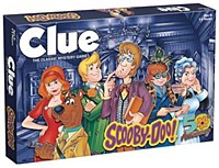 Clue Scooby Doo Board Game (Ne