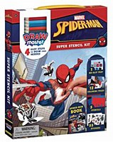 Marvel Drawmaster Spider-Man S