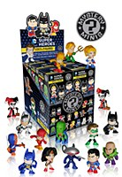 Justice League Mystery Minis