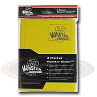 Monster Protector Binder - Yel
