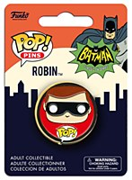 Pop Pins - 1966 Robin