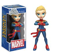 Rock Candy Captain Marvel