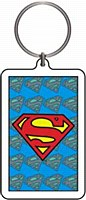 Superman Logo Acrylic