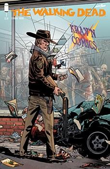 Walking Dead - Krav'n Comics Exc Cover - PRE-ORDER TODAY - ships 10/11/2018