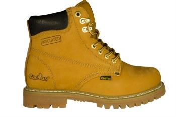 "CACTUS 611 tan Men's 6"" Work Boots 08"