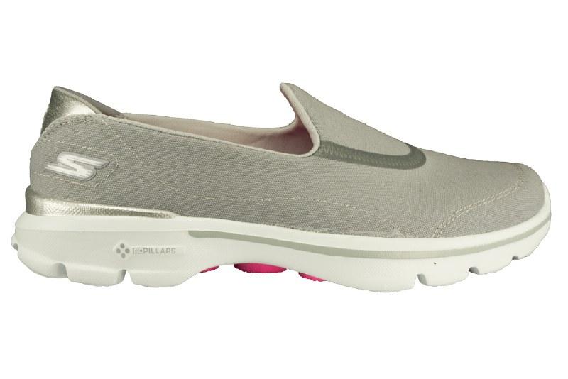 skechers gowalk 3 women's slip on walking shoes