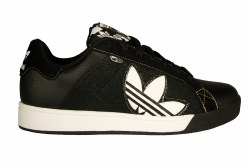 ADIDAS Bankment Evolution black 1/running white/black 1 Mens Skate Shoes 08