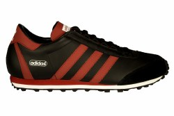 ADIDAS Nite Jogger + - black/red/running white Mens Lifestyles Shoes 10