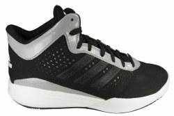 ADIDAS Outrival black/black/light onyx Mens Basketball Shoes 08.5
