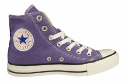 CONVERSE Chuck Taylor All Star Hi hollyhock Unisex Lifestyle Shoes 13.0