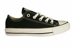 CONVERSE Chuck Taylor All Star OX black Unisex Classic Low Top  Casual Shoes 03.5