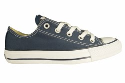 CONVERSE Chuck Taylor All Star OX navy Unisex Classic Casual Shoes 09.5