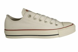 CONVERSE Chuck Taylor All Star OX optic white Unisex Classic Casual Shoes 03.5