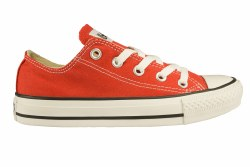 CONVERSE Chuck Taylor All Star OX red Unisex Classic Casual Shoes 03.5
