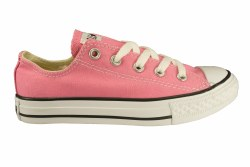 CONVERSE Chuck Taylor All Star ox pink Little Kid's Casual Liifestyle Shoes 3