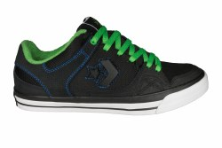 CONVERSE Coolidge ox black/blue Mens Skate Shoes 09.5