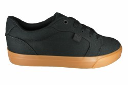 DC Anvil TX black/black/gum Mens Skate Shoes 09.5