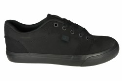 DC Anvil black/black Mens Skate Shoes 08.5