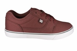 DC Tonik TX ox blood Mens Skate Shoes 07.5