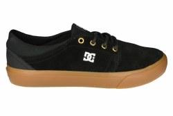 DC Trase SD black/gum Mens Skate Shoes 10.5