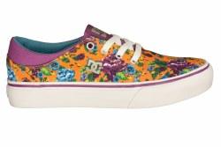 DC Trase SP multi Big Kids Skate Shoes 5.0
