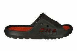 FILA Refrain 2 black/fila red Mens Sandals 08