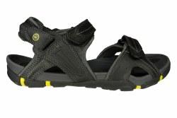 HI-TEC Altitude Strap black/charcoal/sunray Mens Sandals 07.0
