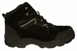 HI-TEC Bandera Pro Mid ST back Mens Waterproof Steel Toe Boots 07.5