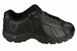 K-SWISS ST329 CMF black Men's Training Shoes-wide width 08.0
