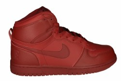 NIKE Big Nike High red/red/white Mens Basketball Shoes 08.0