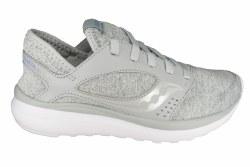 SAUCONY Kineta Relay grey/lavender Womens Running Shoes 08.5