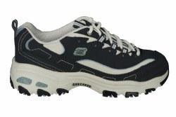 SKECHERS DLites-Biggest Fan navy/white Womens Training Shoes 07.0