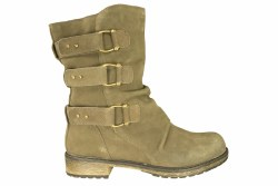 SKECHERS Donna-Horseshoe olive Women's Boots 07.5