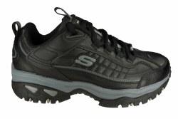 SKECHERS Energy-After Burn wide black Mens Training Shoes 07.5