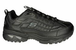 SKECHERS Energy-After Burn wide black Mens Training Shoes 08.0