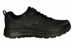 SKECHERS Flex Advantage-Even Strength black Men's Training Shoes 08.5