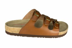 SKECHERS Granola-Nature Role brown Womens Sandals 05.0