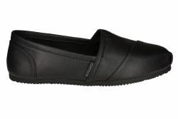 SKECHERS Kincaid II black Womens Work Shoes 06.0