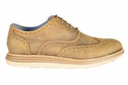 SKECHERS Mark Nason Crowland dark brown Men's Casual Dress Shoes 08