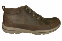SKECHERS Harper-Bilney brown Mens Casual Boots 09.5