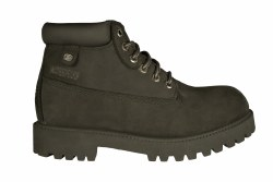 SKECHERS Sergeants-Verdict black Men's Casual Boots 08.5