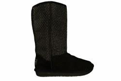 SKECHERS Shelby's-Copenhagen black Women's Boots 06.5