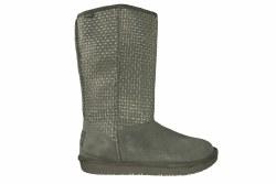 SKECHERS Shelbys-Copenhagen charcoal Womens Boots 06.5