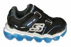 SKECHERS Skech Air black/royal Toddlers Running Shoes 05.0