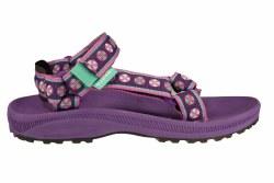 TEVA Hurricane 2 umbrella purple Big Kids Water Sandals 6