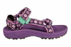 TEVA Hurricane 2 umbrella purple Little Kids Water Sandals 012
