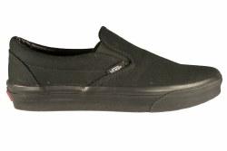 VANS Classic Slip-On black/black Unisex Skate Shoes 05.0