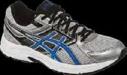 Asics Gel Contend 3 4E Wide Shoes Running Pronation Shoes Removable Sockliner For Easy Insertion Of Medical Orthotics08.0
